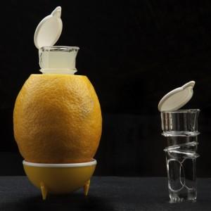 Saftpresse citroner citrusfrugt